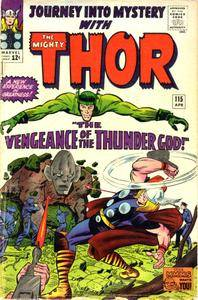 Thor 1965-04 Journey Into Mystery 115