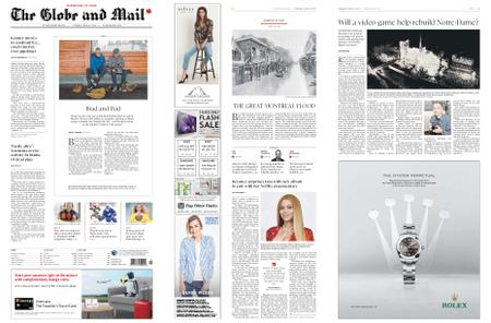 The Globe and Mail – April 18, 2019