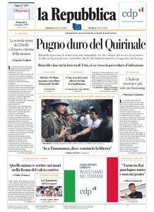 la Repubblica – 02 giugno 2019