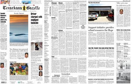 The Texarkana Gazette – October 17, 2019