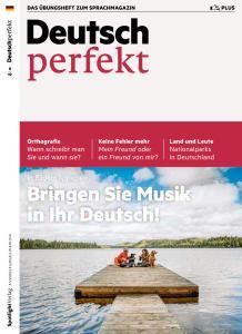 Deutsch Perfekt Plus - August 2019