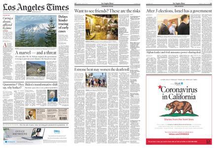 Los Angeles Times – May 18, 2020