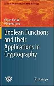 Boolean Functions and Their Applications in Cryptography [Repost]