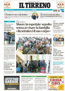 Il Tirreno Livorno - 24 Gennaio 2019