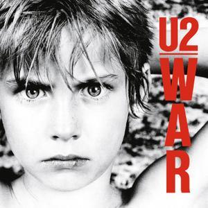 U2 – War (1983) [LP,DSD128]