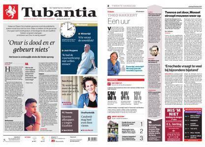 Tubantia - Enschede – 28 oktober 2017