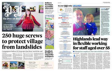 The Press and Journal Moray – March 09, 2019