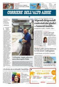 Corriere dell'Alto Adige - 29 Giugno 2018