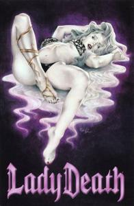 Lady Death River Of Fear