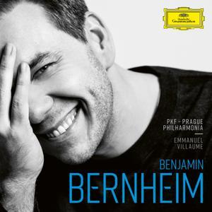 Benjamin Bernheim, PKF – Prague Philharmonia & Emmanuel Villaume - Benjamin Bernheim (2019) [Official Digital Download 24/96]