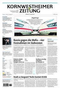 Kornwestheimer Zeitung - 10. Januar 2018