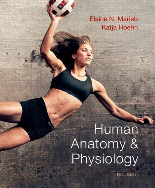 Human Anatomy & Physiology (9th edition) [Repost]