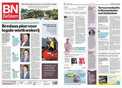 BN DeStem - Bergen op Zoom – 13 september 2018