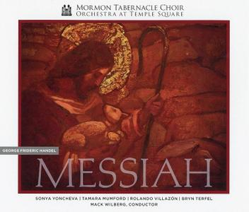Mack Wilberg, Mormon Tabernacle Choir, Orchestra at Temple Square - Handel: Messiah (2016)