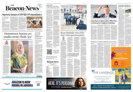 The Beacon-News – October 24, 2021