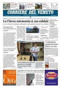 Corriere del Veneto Padova e Rovigo - 8 Ottobre 2017