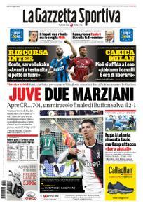 La Gazzetta dello Sport Bergamo – 20 ottobre 2019