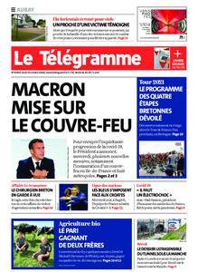 Le Télégramme Auray – 15 octobre 2020
