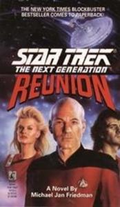«Reunion» by Michael Jan Friedman