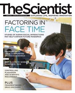 The Scientist - June 2013