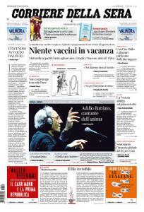 Corriere della Sera - 19 Maggio 2021