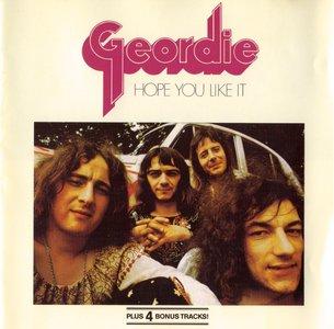 Geordie - Hope You Like It (1973) {1990, Reissue}