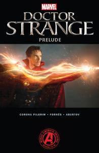 Marvels Doctor Strange Prelude (2016) – May 2018