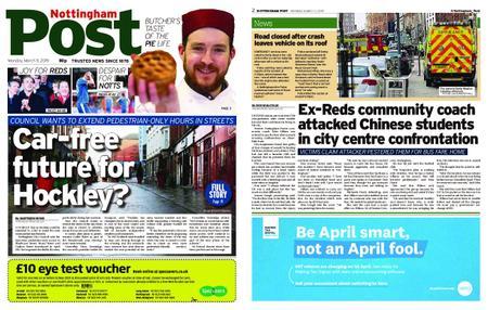 Nottingham Post – March 11, 2019