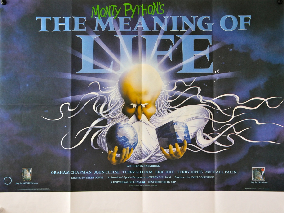 Monty Python's The Meaning of Life (1983) Repost