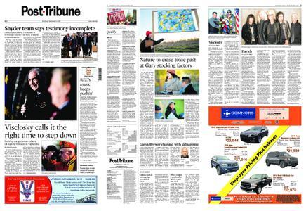 Post-Tribune – November 09, 2019