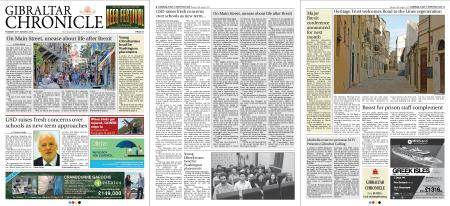 Gibraltar Chronicle – 28 August 2018