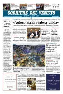 Corriere del Veneto Padova e Rovigo - 21 Dicembre 2017