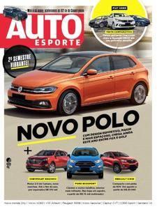 Auto Esporte - Brazil - Issue 626 - Julho 2017