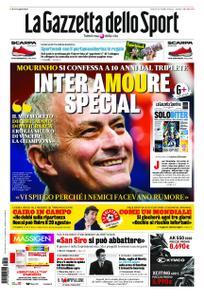 La Gazzetta dello Sport Sicilia – 22 maggio 2020