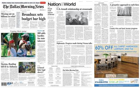 The Dallas Morning News – June 21, 2021