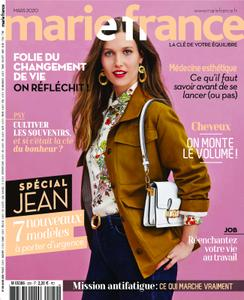 Marie France - février 2020