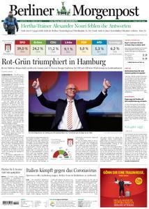 Berliner Morgenpost – 24. Februar 2020