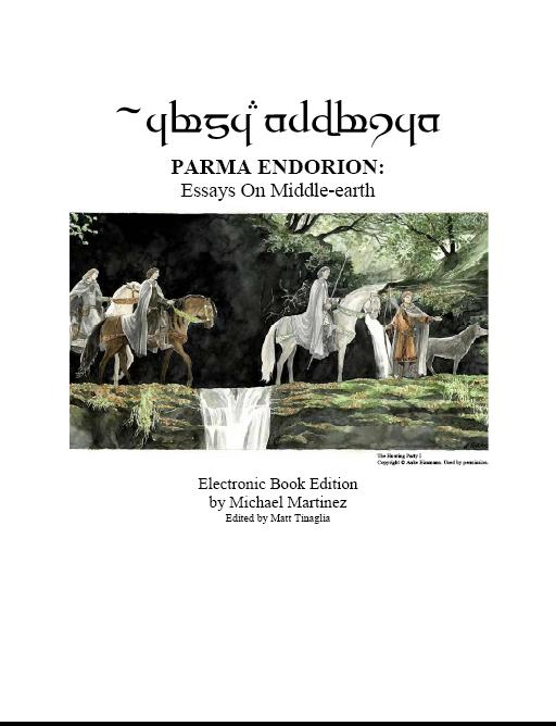 Parma Endorion: Essays on Middle-earth