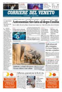 Corriere del Veneto Venezia e Mestre – 11 gennaio 2020