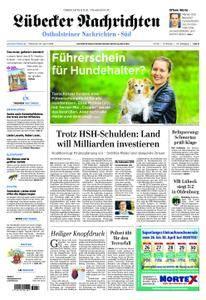 Lübecker Nachrichten Ostholstein Süd - 25. April 2018
