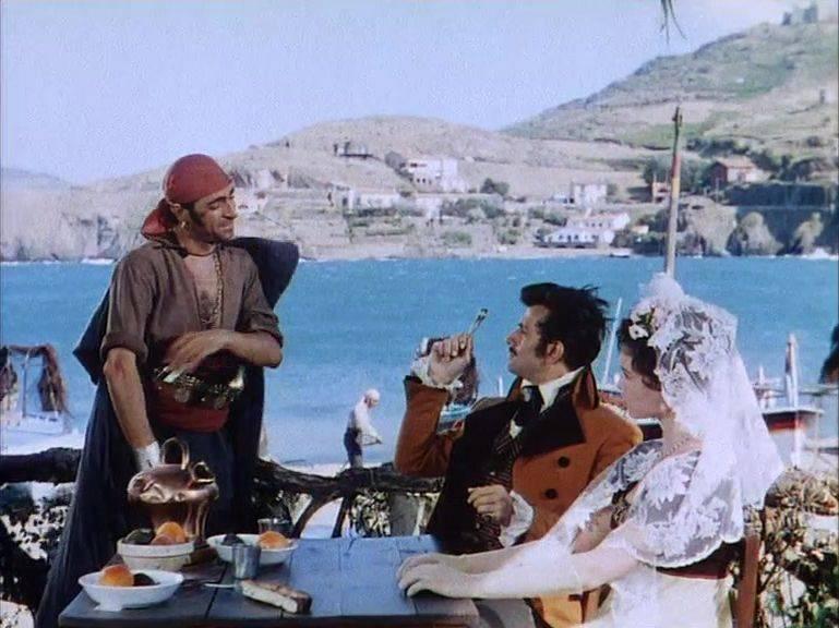 Le fils de Caroline Cherie / Caroline and the Rebels (1955)