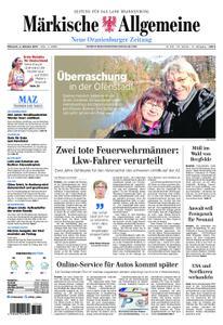 Neue Oranienburger Zeitung - 02. Oktober 2019