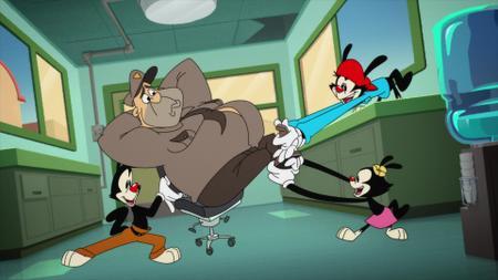 Animaniacs S01E01