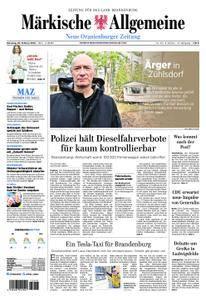 Neue Oranienburger Zeitung - 20. Februar 2018