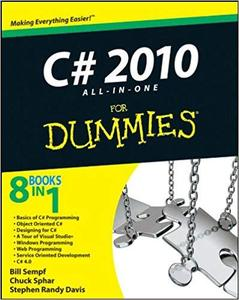C# 2010 All-in-One For Dummies [Repost]