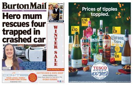 Burton Mail – December 21, 2019