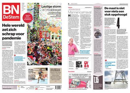 BN DeStem - Bergen op Zoom – 25 februari 2020