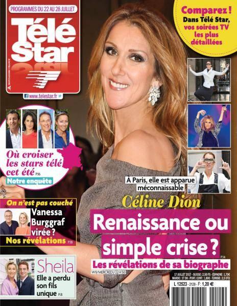 Télé Star - 22 au 28 Juillet 2017