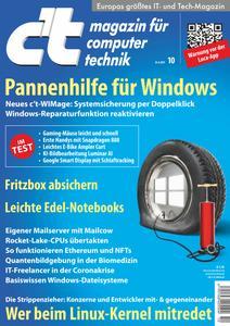 ct Magazin für Computertechnik - 23 April 2021