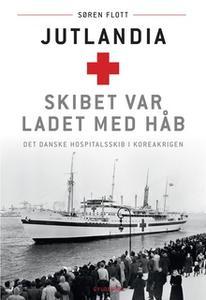 «Jutlandia. Skibet var ladet med håb» by Søren Flott